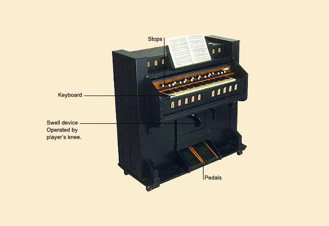 picture of Harmonium