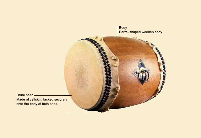 picture of Odaiko
