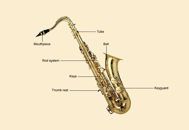 picture of Saxophone, Tenor