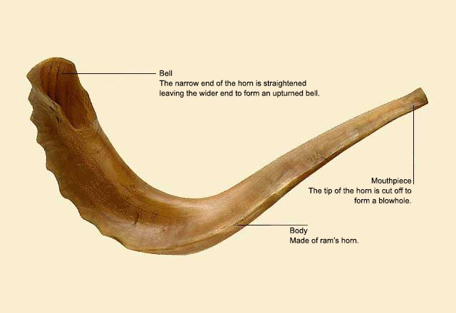 picture of Shofar