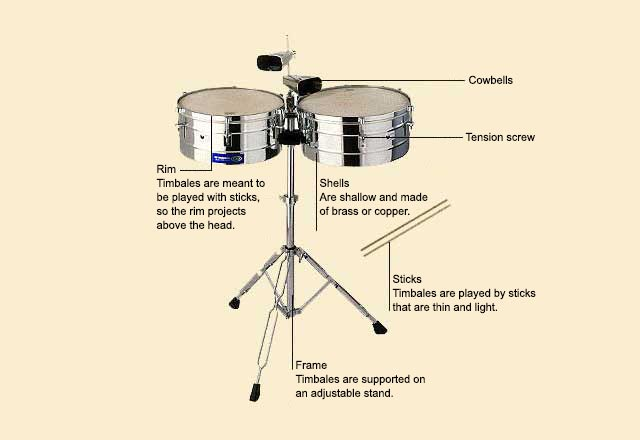 picture of Timbales