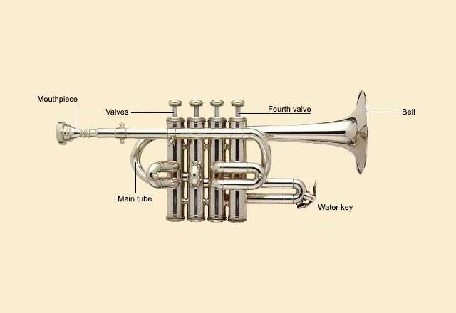 picture of Trumpet, Piccolo
